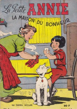 Darrell McClure, Nicholas Afonsky et la saga de la Petite Annie Couv_211