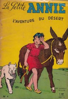 Darrell McClure, Nicholas Afonsky et la saga de la Petite Annie Couv_212