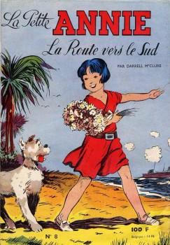 Darrell McClure, Nicholas Afonsky et la saga de la Petite Annie Couv_213