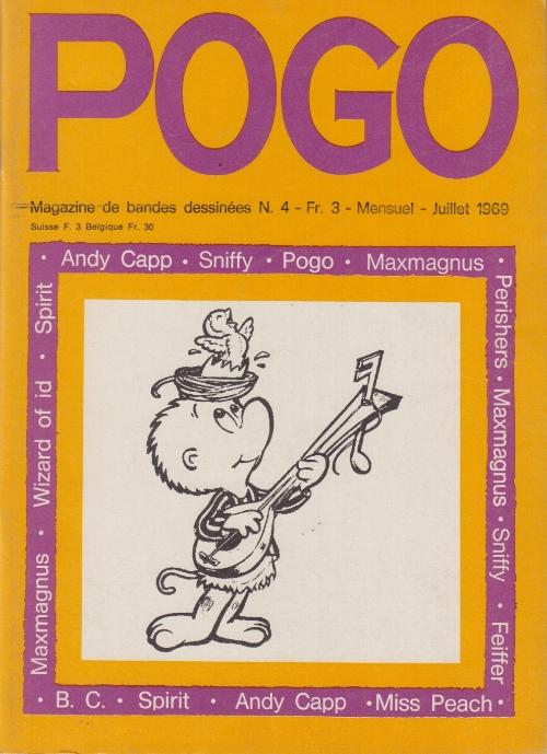 Walt KELLY et Pogo - Page 7 Couv_223