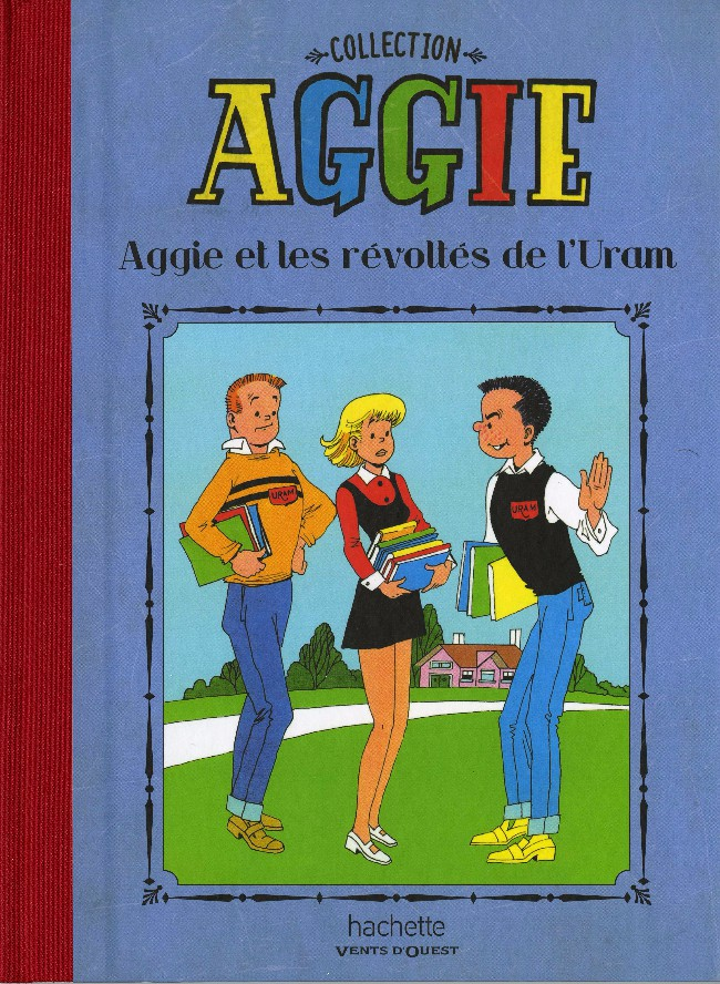 AGGIE d'Hal Rasmusson  Couv_250