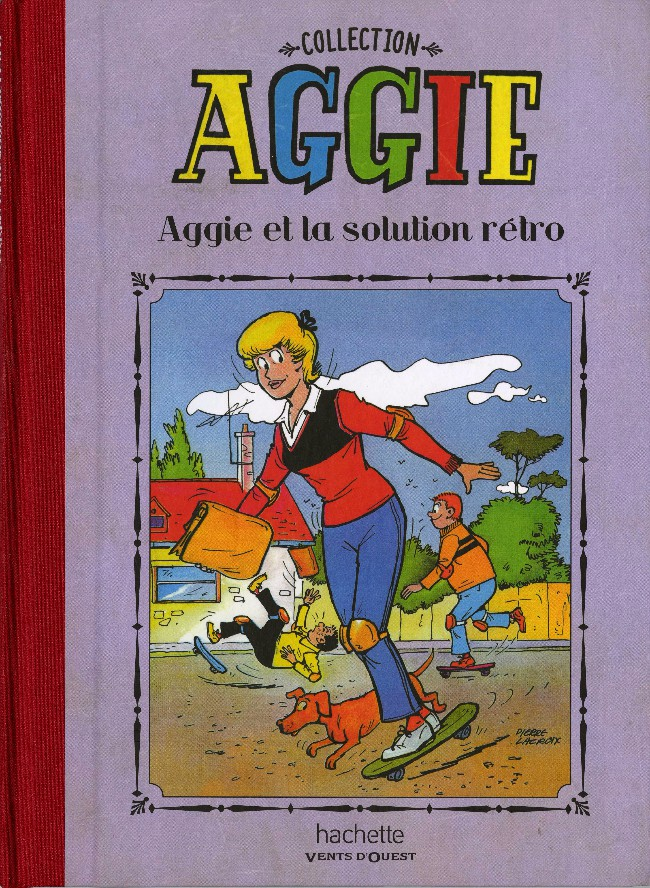 AGGIE d'Hal Rasmusson  Couv_251