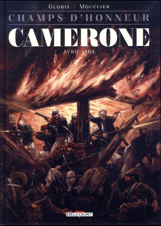 30 Avril 1863 CAMERONE (Camaron de Tejeda ) Mexique  Couv_265