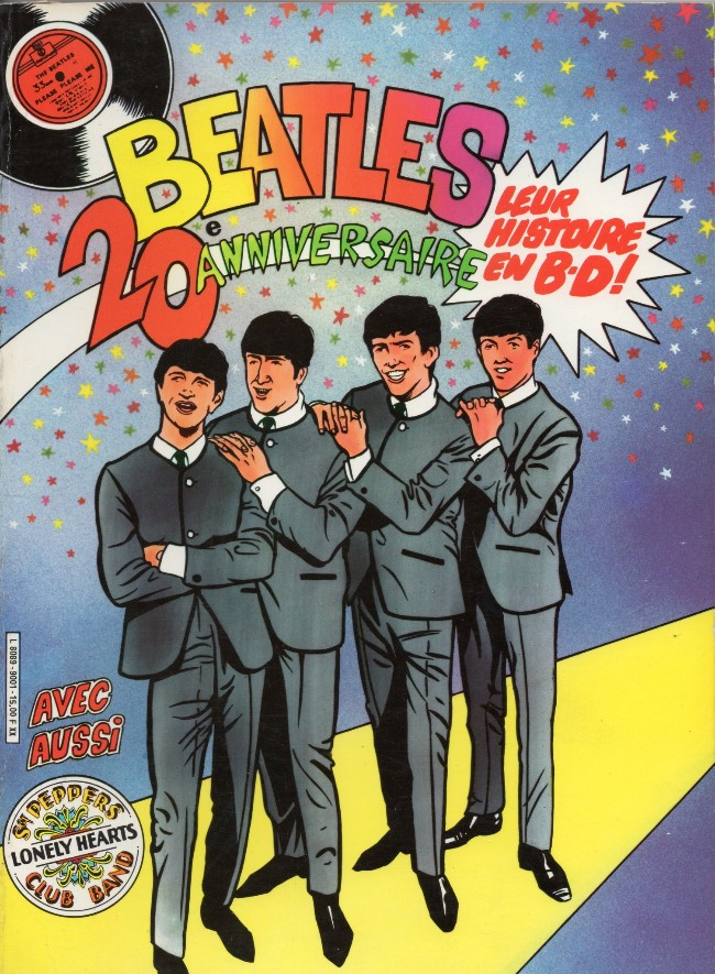 THE BEATLES Couv_293