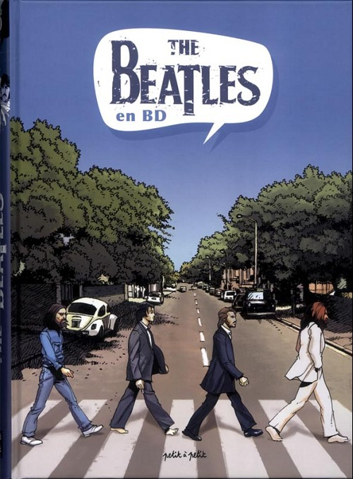 THE BEATLES Couv_295