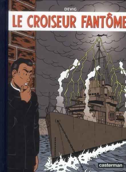 Le croiseur fantôme de Devig Couv_308