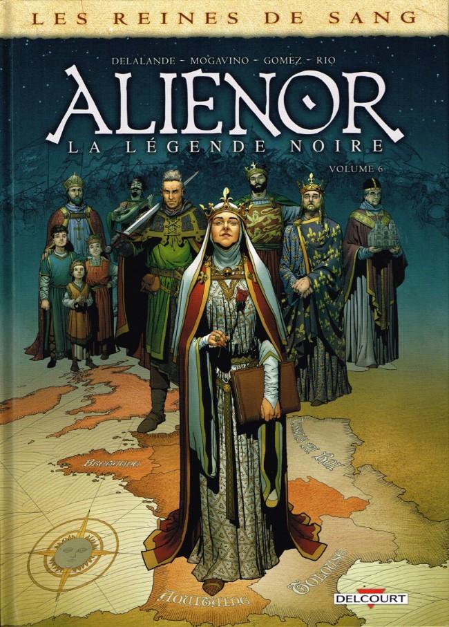 Alienor, la reine de sang Couv_376