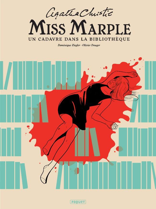 Miss MARPLE en BD Couv_396