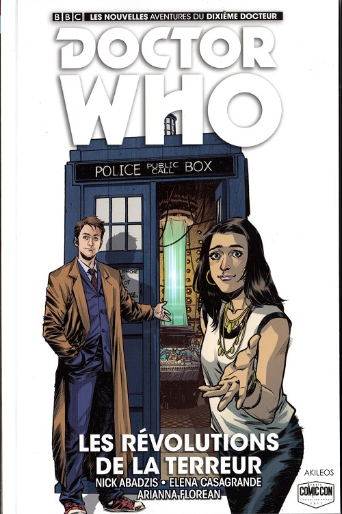 DOCTOR WHO Couv_444