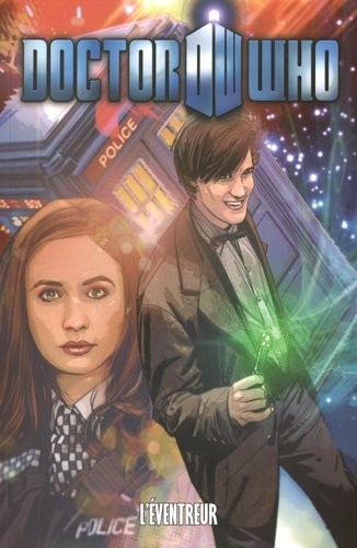 DOCTOR WHO Couv_451