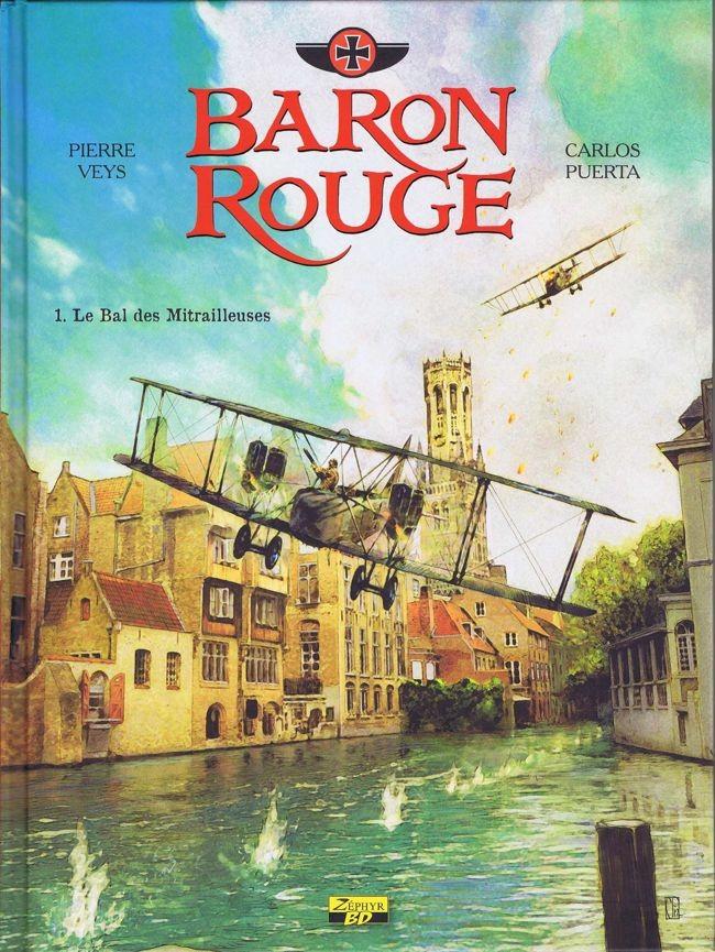 Le BARON ROUGE Couv_461