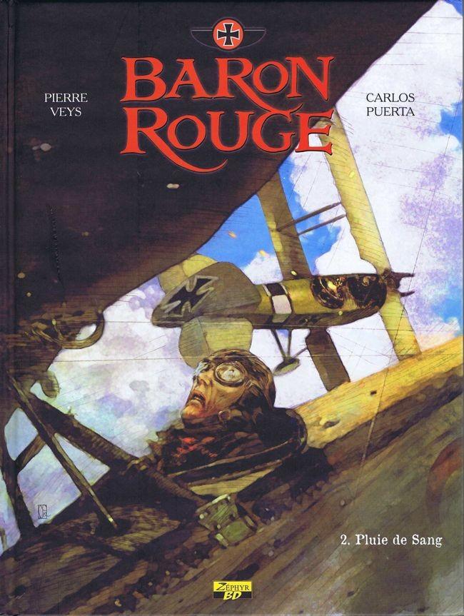 Le BARON ROUGE Couv_462