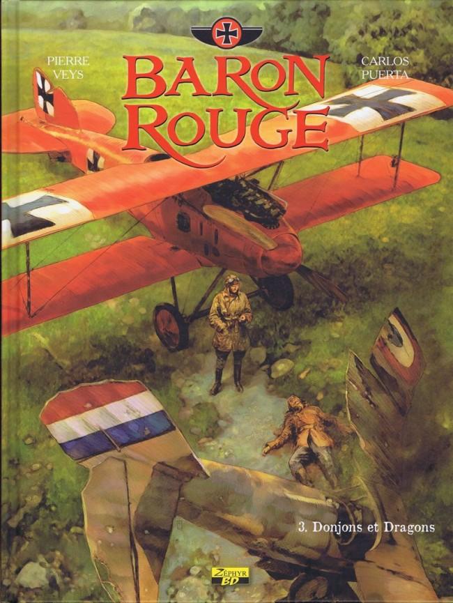 Le BARON ROUGE Couv_463