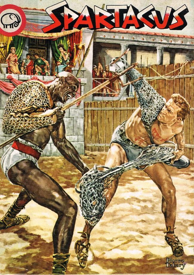Spartacus (3° guerre servile ; 73-71 B.C. ) Couv_500