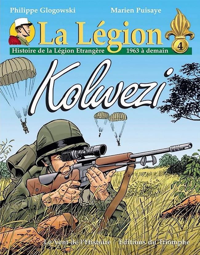 La Légion étrangére en bd  Couv_514