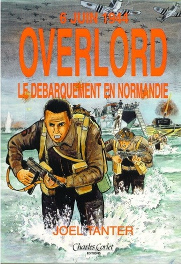 6 Juin 1944 : Débarquement en Normandie Couv_540