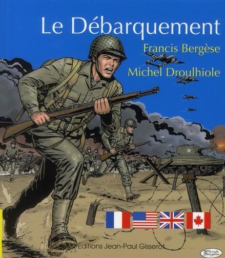 6 Juin 1944 : Débarquement en Normandie Couv_541