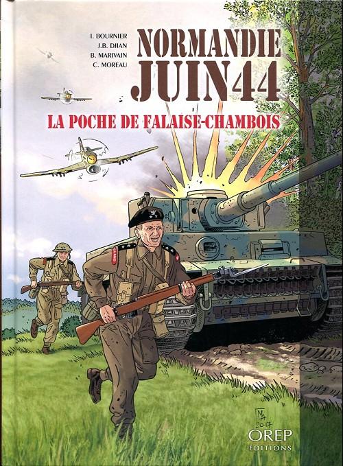 6 Juin 1944 : Débarquement en Normandie Couv_544