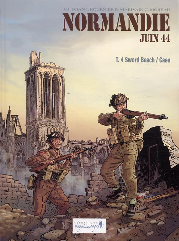 6 Juin 1944 : Débarquement en Normandie Couv_545