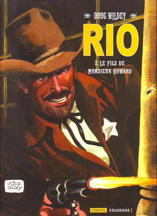 Rio et autres BD de Doug Wildey Couv_558