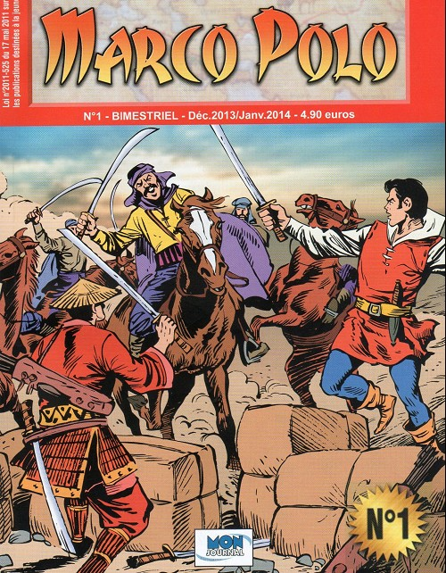 MARCO POLO (1254-1324 ) Couv_628