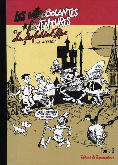 Jean Cézard : M. TOUDOU (et son singe Toulour ) et bien d'autres personnages Couv_664