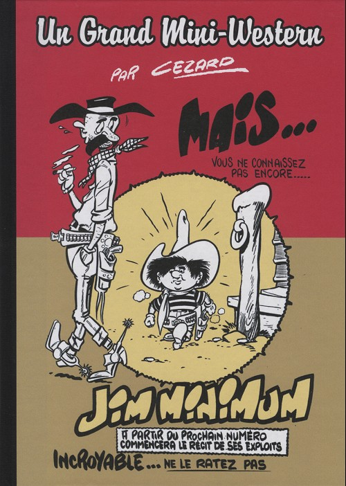 Jean Cézard : M. TOUDOU (et son singe Toulour ) et bien d'autres personnages Couv_669