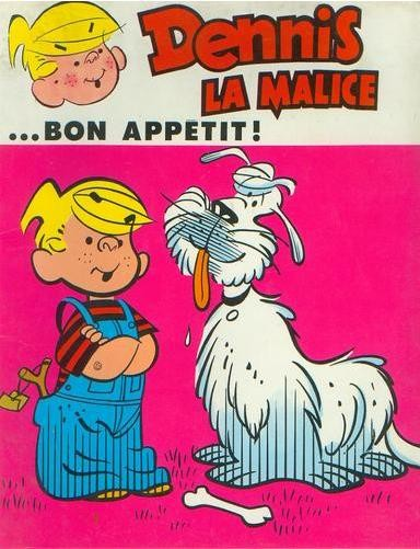 Hank Ketcham et Dennis the Menace ( Denis la Malice ) - Page 5 Couv_670