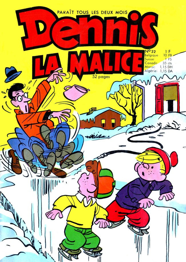 Hank Ketcham et Dennis the Menace ( Denis la Malice ) - Page 5 Couv_677
