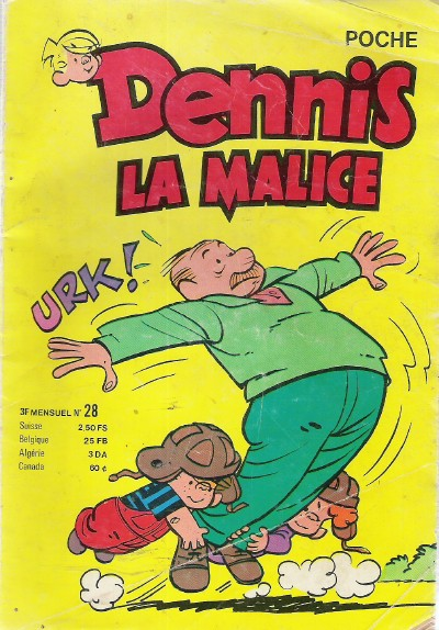Hank Ketcham et Dennis the Menace ( Denis la Malice ) - Page 5 Couv_686