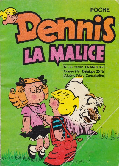 Hank Ketcham et Dennis the Menace ( Denis la Malice ) - Page 5 Couv_688