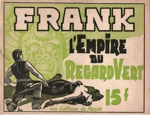 Edgar LEY ; Frank et les autres. Couv_895
