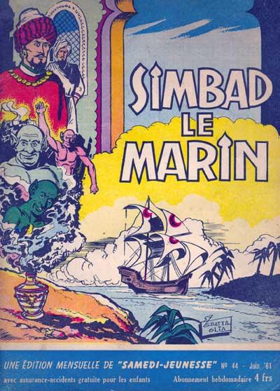 SIMBAD le marin  Couv_914