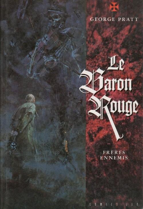 Le BARON ROUGE Couv_918