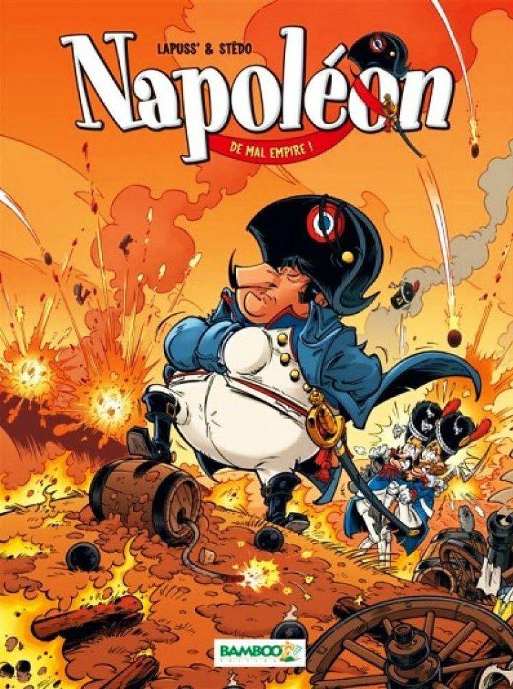 Napoleon Couv_n10