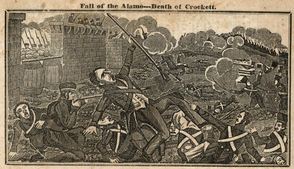 David Stern CROCKETT (1786-1836 ) Crocke10