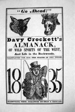 David Stern CROCKETT (1786-1836 ) Crocke11