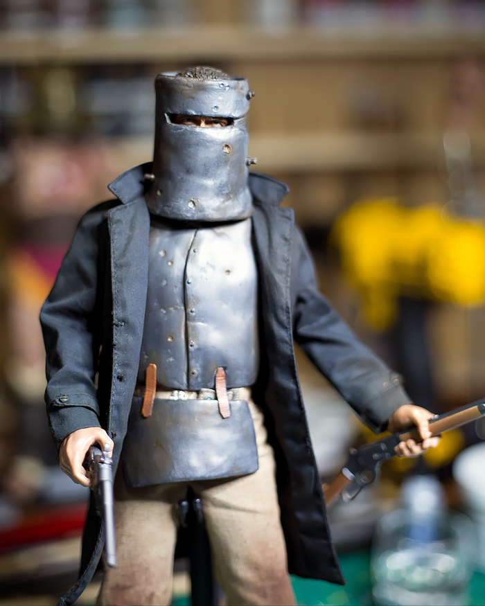 Ned KELLY Ctosqf10