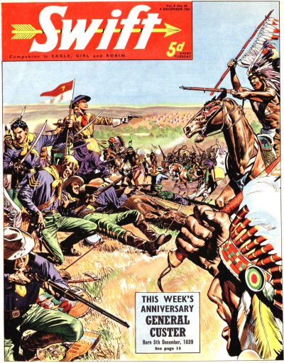 25/26 Juin 1876 : Little Big Horn (Montana) Custer10