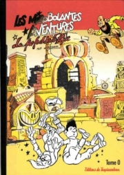 Jean Cézard : M. TOUDOU (et son singe Toulour ) et bien d'autres personnages Cv-19710