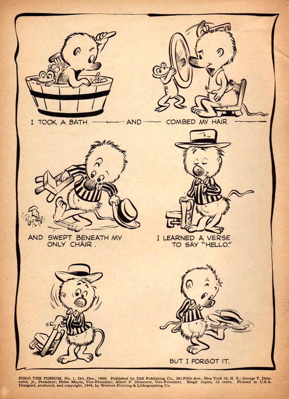 Walt KELLY et Pogo - Page 8 Dceba110