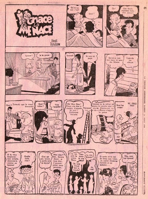 Hank Ketcham et Dennis the Menace ( Denis la Malice ) - Page 5 Denis_13