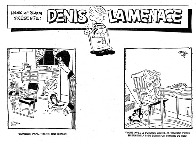 Hank Ketcham et Dennis the Menace ( Denis la Malice ) - Page 5 Denis_16