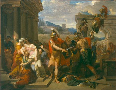 """La Rome antique en BD"" Desmar10"