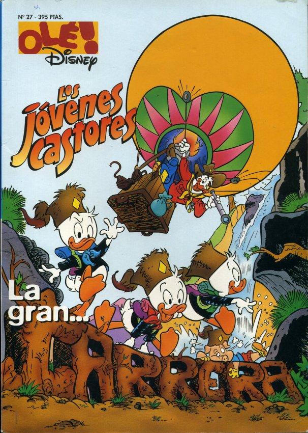 Carl BARKS & his Junior Woodchucks Disney11