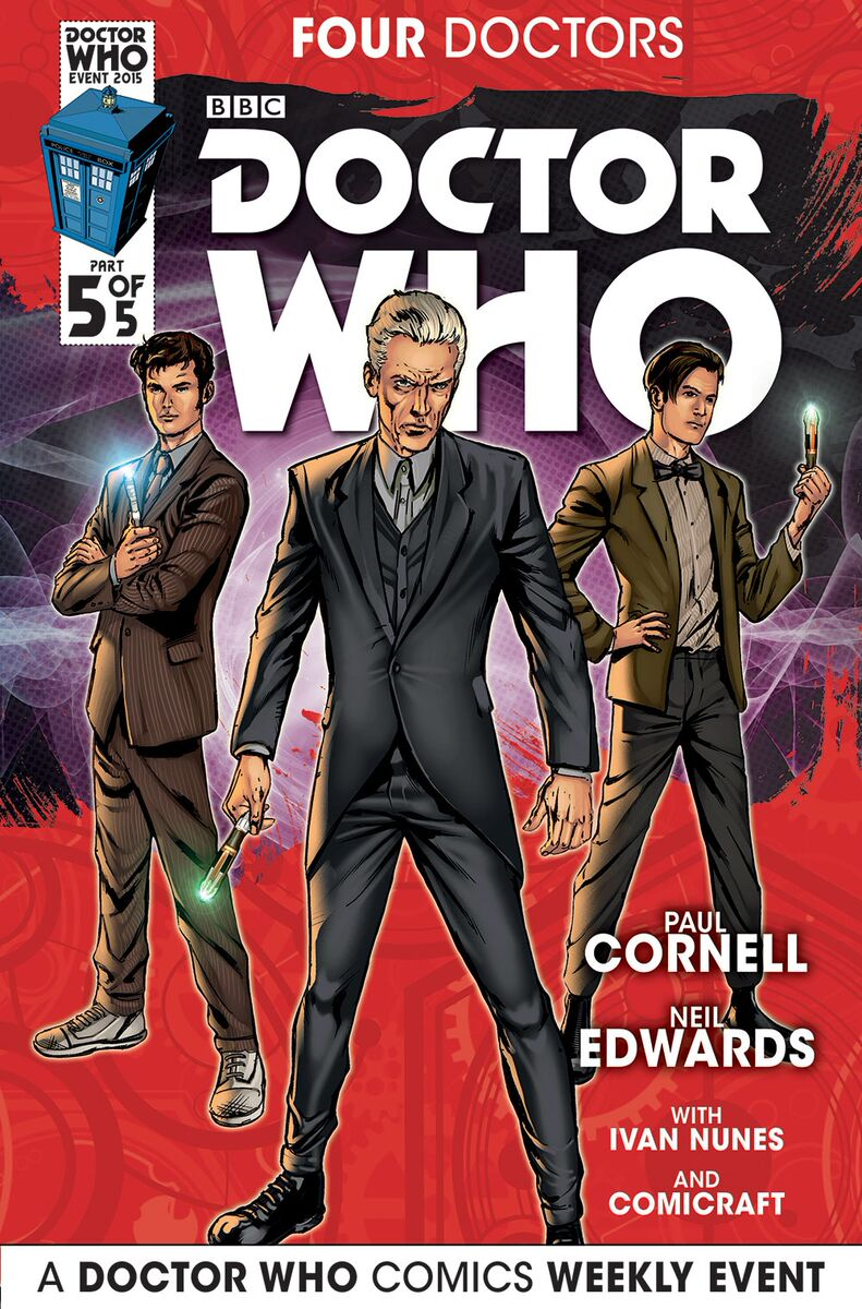 DOCTOR WHO Doctor12