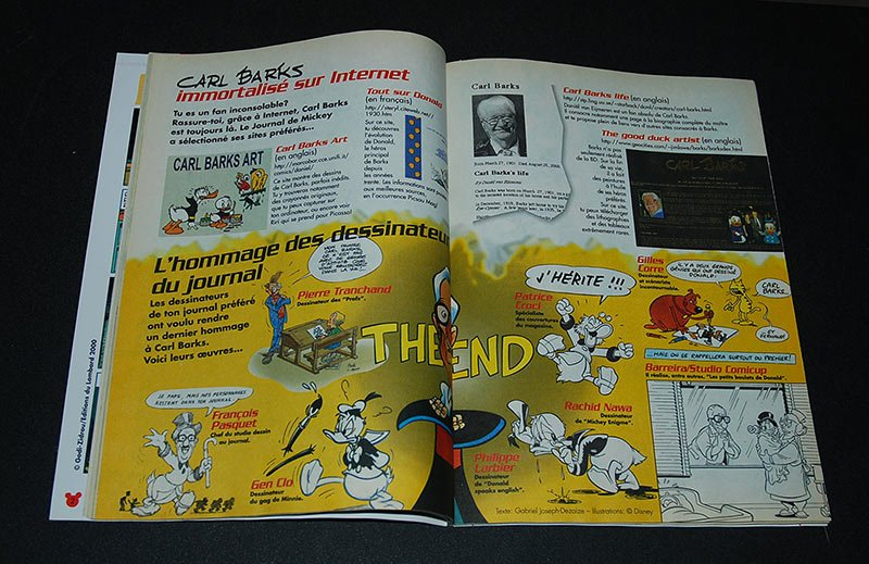 Carl Barks and Mr. Donald - Page 10 Dsc_0911
