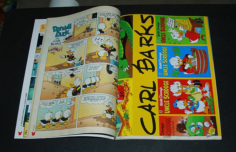 Carl Barks and Mr. Donald - Page 10 Dsc_3711