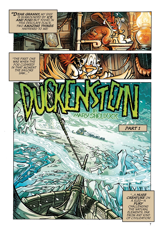 Donald, Picsou et leur univers - Page 2 Ducken10
