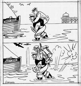 Deuxième Guerre Mondiale (39-45) - Page 3 Dunkir10